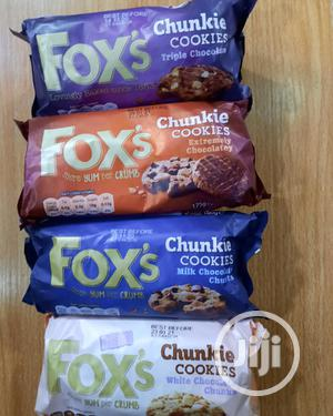 Fox's Chunky Cookies   Meals & Drinks for sale in Lagos State, Surulere