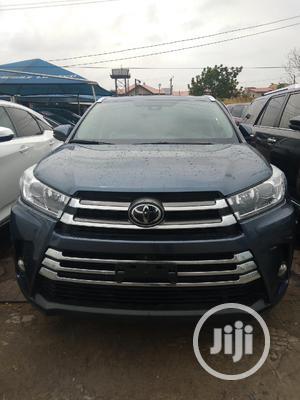 Toyota Highlander 2017 Blue | Cars for sale in Lagos State, Lekki