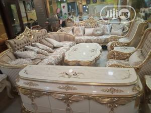 Beautiful Classic Sofa Sets | Furniture for sale in Lagos State, Ojo