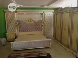 Beautiful Classic Bed Frame | Furniture for sale in Lagos State, Ajah