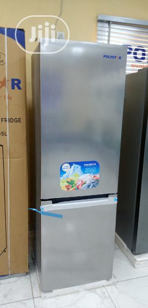 Polystar (PVDF316L) Refrigerator Bottom Freezer (228L) 2yrs | Kitchen Appliances for sale in Lagos State, Ojo