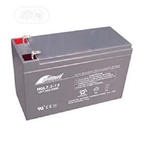 Fullriver 7.2ah/12v UPS Replacement Battery | Solar Energy for sale in Lagos State, Ikeja