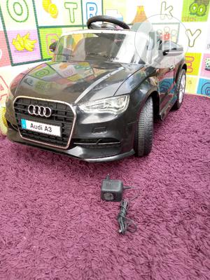 Uk Used Kids Licensed Audi A3 Ride On Car   Toys for sale in Lagos State, Surulere