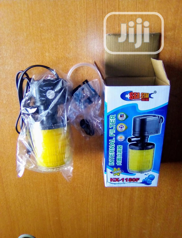 Internal Mini Aquarium Hx1180f Filter
