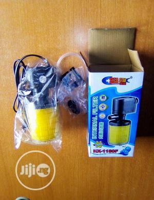 Internal Mini Aquarium Hx1180f Filter | Pet's Accessories for sale in Lagos State, Surulere