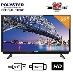 Polystar 32 Inches Led Tv | TV & DVD Equipment for sale in Lagos State, Ojo