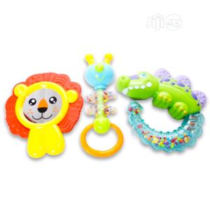 3 Pcs Baby Rattle | Toys for sale in Lagos State, Amuwo-Odofin