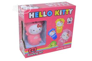 Hello Kitty Bowling Rattle Set   Toys for sale in Lagos State, Amuwo-Odofin