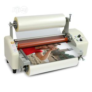 A2/A3 Hot and Cold Four Roller Laminating Machine | Manufacturing Equipment for sale in Lagos State, Ikeja