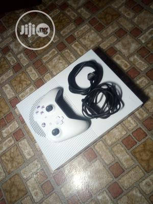 Xbox One S With 8 Downloaded Games Both Fifa/Pes 21 Included | Video Game Consoles for sale in Lagos State, Oshodi