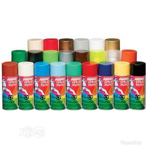 Spray Paint Aluminium Colour ABRO | Arts & Crafts for sale in Lagos State, Lagos Island (Eko)