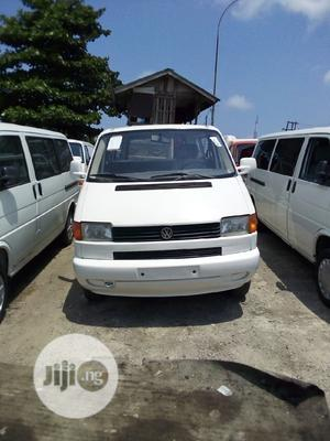 White Volkswagen Transporter Bus | Buses & Microbuses for sale in Lagos State, Apapa