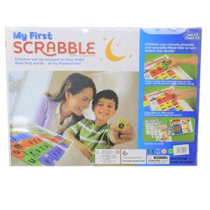 My First Scrabble Cross Word Game   Toys for sale in Lagos State, Amuwo-Odofin