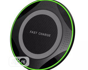 10W Qi Fast Wireless Charger   Accessories & Supplies for Electronics for sale in Lagos State, Ikeja