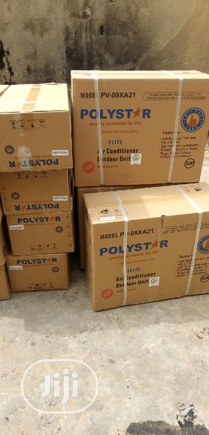 Polystar 1hp Split Unit AC With Installation Kits 100%Copper   Home Appliances for sale in Lagos State, Ojo