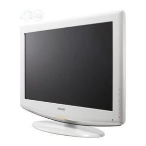 19/ 20 Inch Samsung Fairly Used Tokunbo LCD TV   TV & DVD Equipment for sale in Lagos State, Ojo