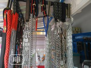 Dog Chain And Leach | Pet's Accessories for sale in Lagos State, Agege