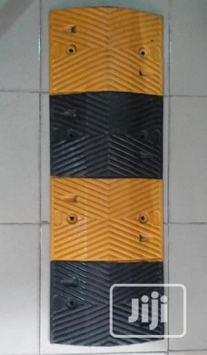 1 Meter Speed Breaker, Yellow/Black Colour   Safetywear & Equipment for sale in Lagos State, Amuwo-Odofin