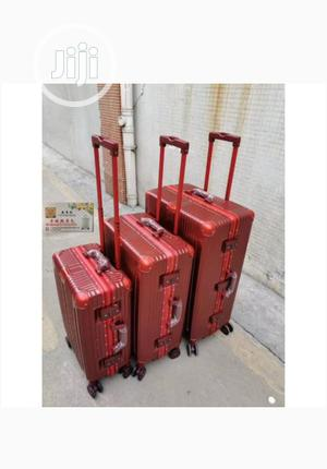 Unbreakable Bumper Trolley Luggage - 3 Sets   Bags for sale in Abuja (FCT) State, Apo District