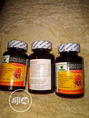 Heart Diseases / Cardio Support Diatry Supplement   Vitamins & Supplements for sale in Lagos State, Ifako-Ijaiye