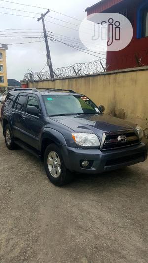 Toyota 4-Runner 2006 SR5 4x4 V6 Gray | Cars for sale in Lagos State, Amuwo-Odofin