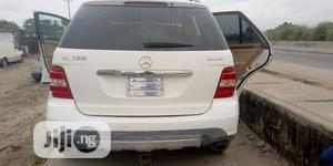 Mercedes-Benz M Class 2007 White   Cars for sale in Lagos State, Amuwo-Odofin