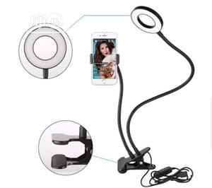 Ring Light With Stand And Phone Holder | Accessories & Supplies for Electronics for sale in Edo State, Benin City