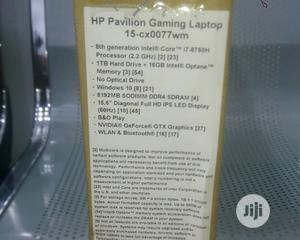 New Laptop HP Pavilion Gaming 15 2019 8GB Intel Core i7 HDD 1T | Laptops & Computers for sale in Lagos State, Ikeja