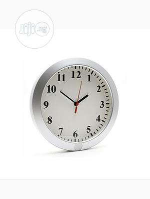Security Spy Wall Clock Camera   Security & Surveillance for sale in Lagos State, Ojo
