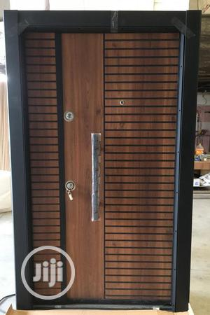 4ft Turkey Security Armored Door | Doors for sale in Lagos State, Orile