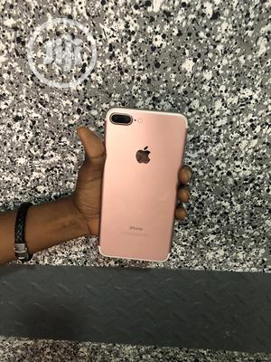 Apple iPhone 7 Plus 128 GB Gold   Mobile Phones for sale in Lagos State, Ikeja