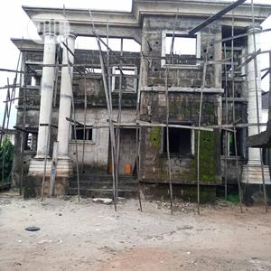Uncompleted 4bedroom Duplex For Sale @Woji   Houses & Apartments For Sale for sale in Rivers State, Port-Harcourt