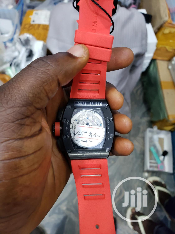Archive: Richard Mille Wristwatch