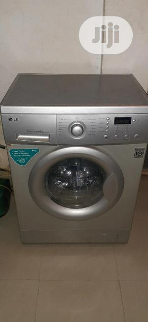Perfectly Working Used Washing Machine 6kg | Home Appliances for sale in Lagos State, Ikeja