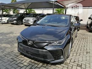 New Toyota Corolla 2020 Black   Cars for sale in Lagos State, Apapa