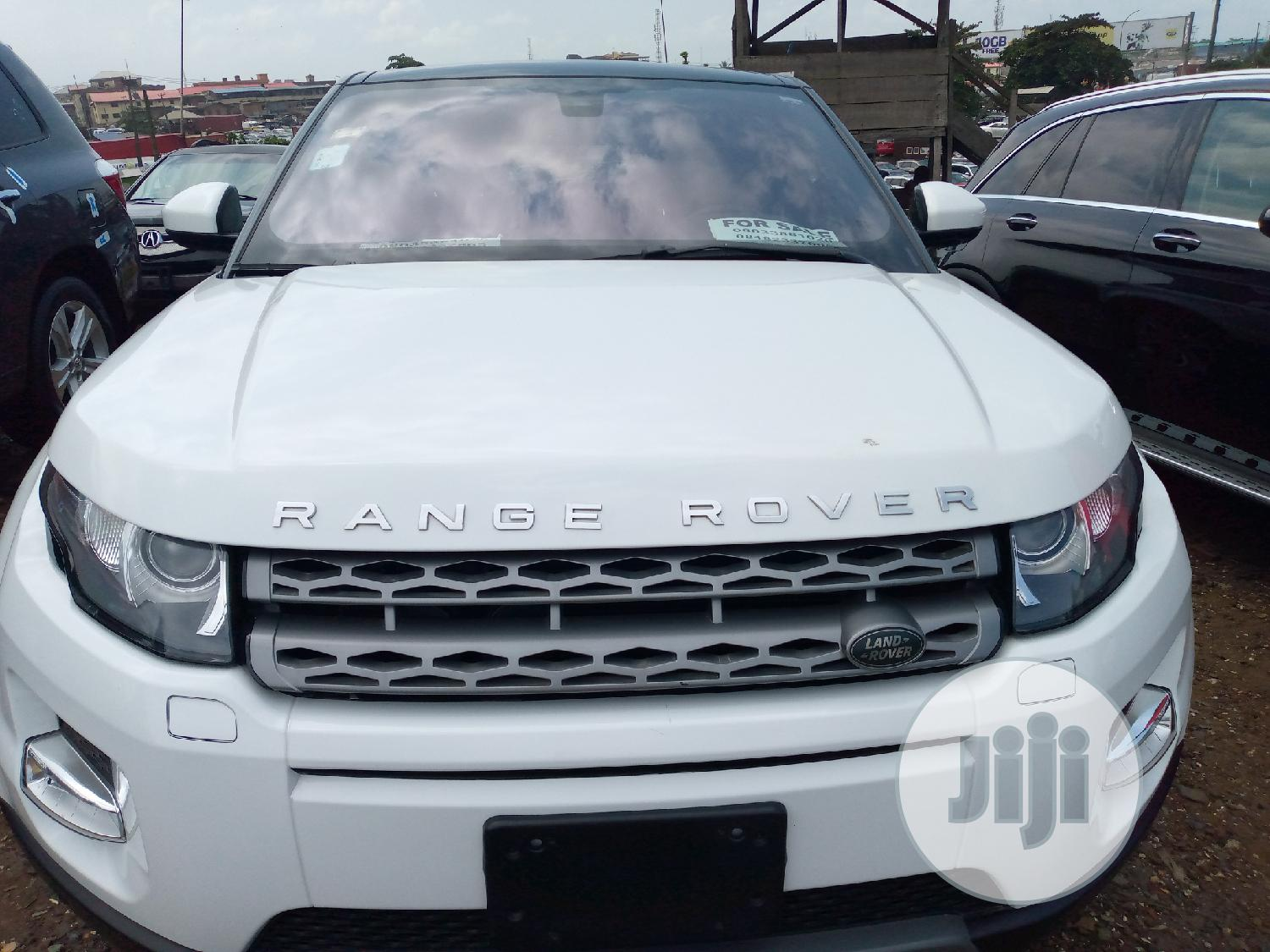 Archive: Land Rover Range Rover Sport 2013 HSE 4x4 (5.0L 8cyl 6A) White