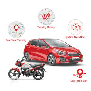GPS Tracking Device For Bikes And Vehicles   Vehicle Parts & Accessories for sale in Lagos State, Ikoyi