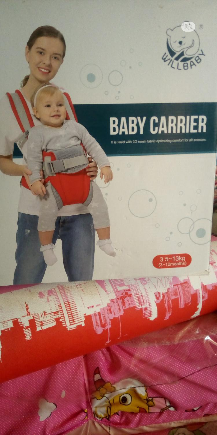 Will Baby Carrier