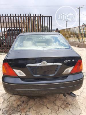 Toyota Avalon 2001 Black   Cars for sale in Lagos State, Ikorodu
