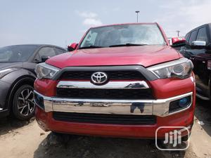 Toyota 4-Runner 2014 Red   Cars for sale in Lagos State, Apapa