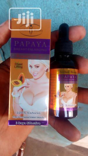 Papaya Breast Enlargement Oil( Breast Lifting,)   Sexual Wellness for sale in Edo State, Benin City