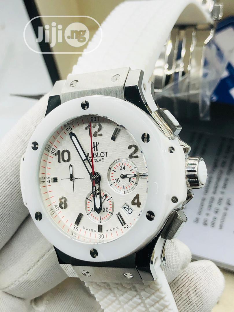 Hublot Wrist Watch   Watches for sale in Lagos Island (Eko), Lagos State, Nigeria