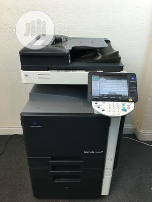 Bizhub C280 Konica Minolta Direct Image (Di) Printer   Printers & Scanners for sale in Lagos State, Ikeja