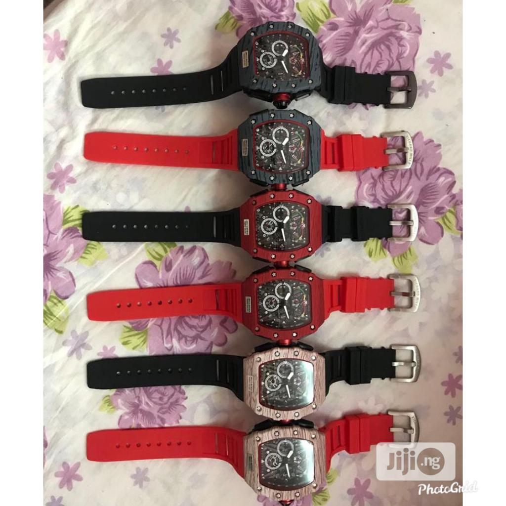 Richard Mille Fashion Wrist Watch | Watches for sale in Surulere, Lagos State, Nigeria