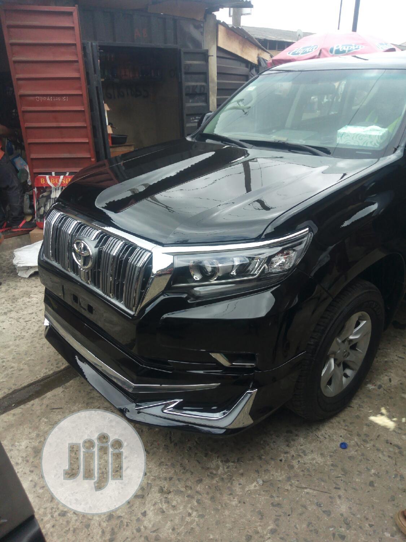 Upgrade Your Toyota Prado From 2015 To 2019 Model