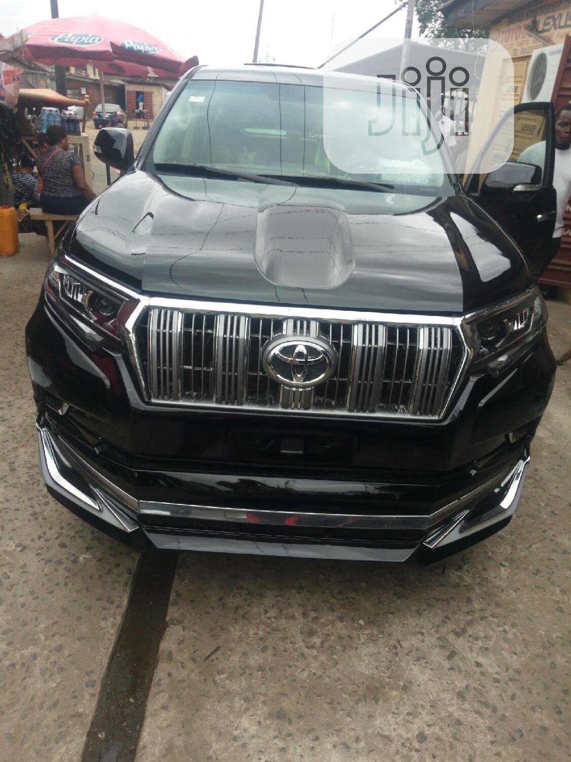 Upgrade Your Toyota Prado From 2015 To 2019 Model | Automotive Services for sale in Mushin, Lagos State, Nigeria