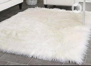 Fur Rug Plan White   Home Accessories for sale in Lagos State, Lagos Island (Eko)