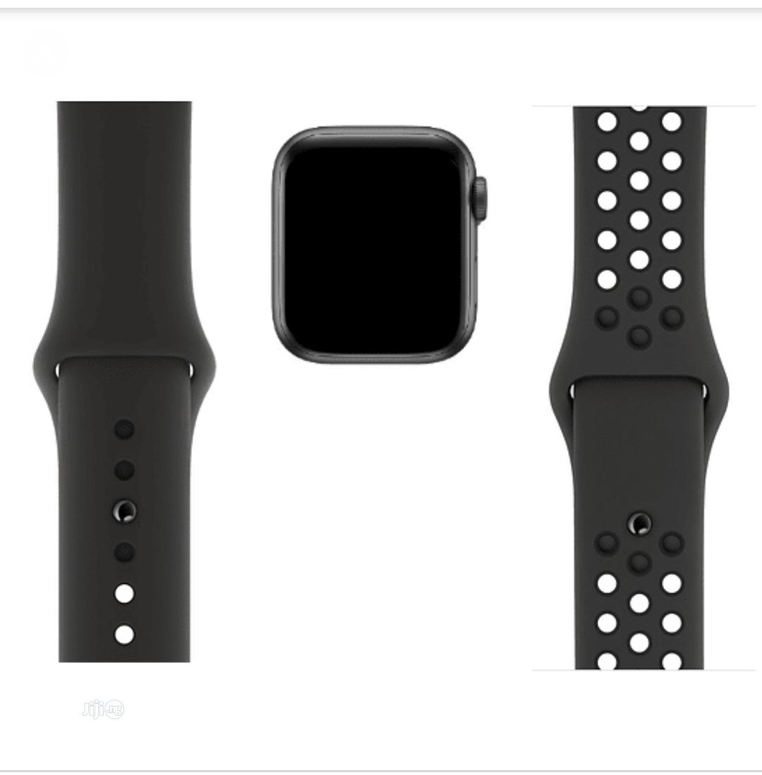 T55 Smart Watch Full Screen Fitness Tracker, Makes Calls | Smart Watches & Trackers for sale in Ikeja, Lagos State, Nigeria
