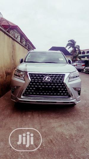 Lexus GX 2014 460 Luxury Silver | Cars for sale in Lagos State, Amuwo-Odofin