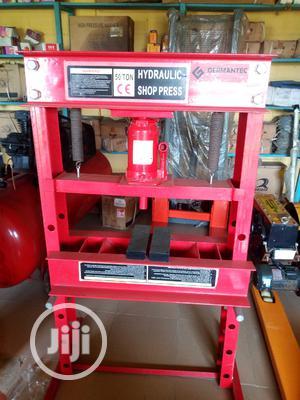 Hydraulic Shop Press 50ton | Hand Tools for sale in Kaduna State, Birnin-Gwari